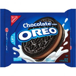 Oreo Chocolate Creme Cookies (432g)