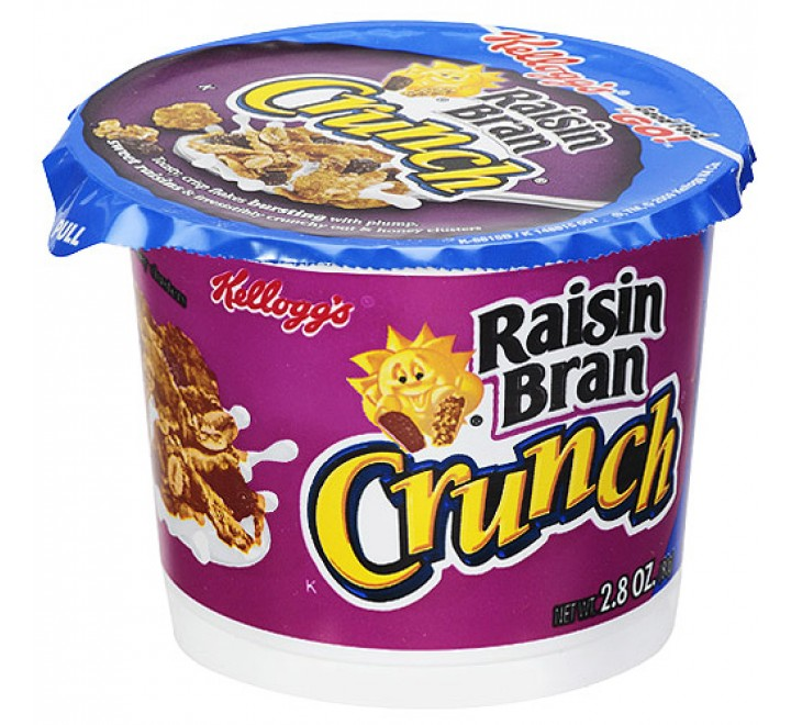 Kellogg's Raisin Bran Crunch (80g)