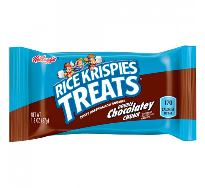 Kellogg's Rice Krispies Treats Double Chocolatey Chunk (37g)