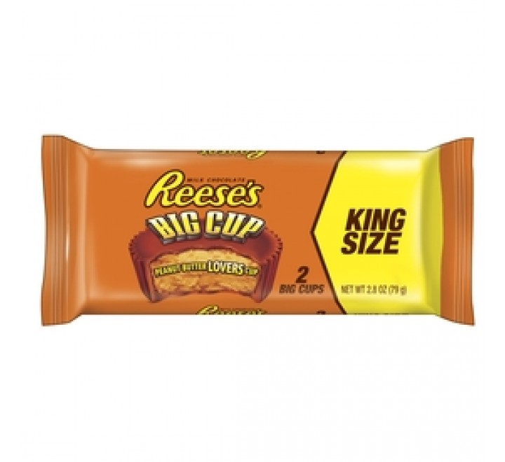 Reese's King Size 2 Big Cups (79g)