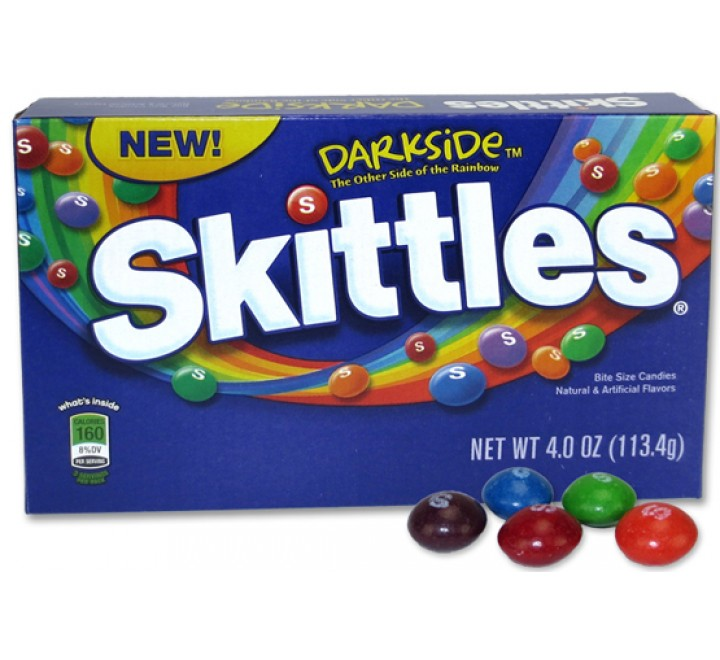 Skittles Darkside Box (99g)