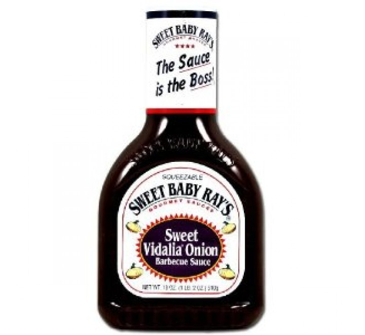 Sweet Baby Ray's Sweet Vidalia Onion Barbecue Sauce