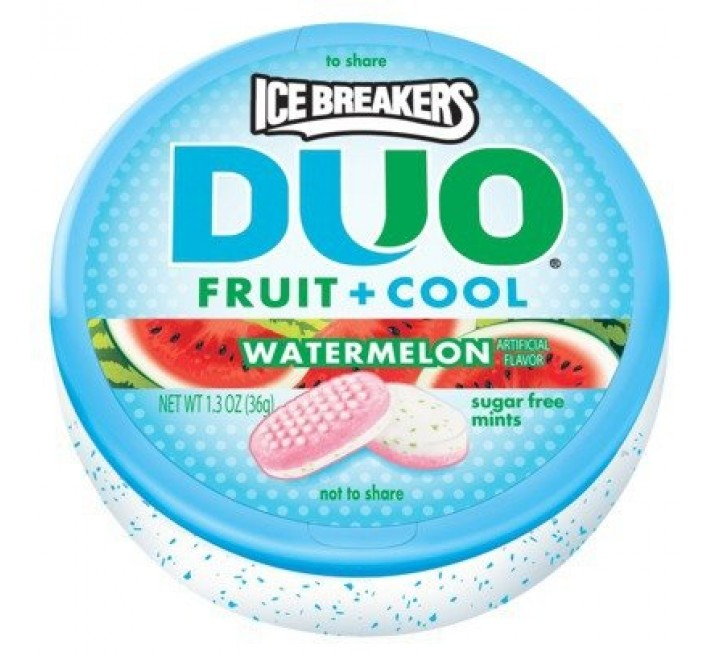 Ice Breakers Duo Watermelon
