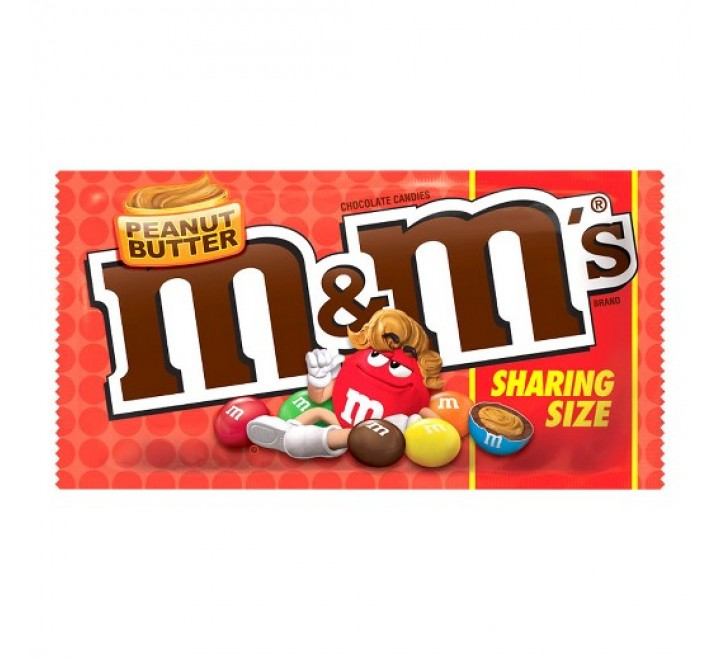 M&M's Peanut Butter Share Size (80g) USfoodz