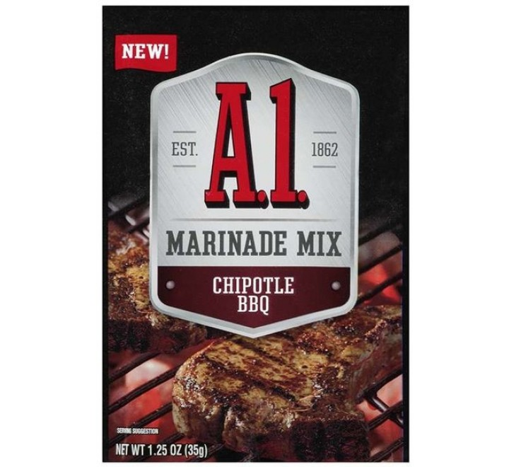 A1 Chipotle BBQ Marinade Mix (35g)