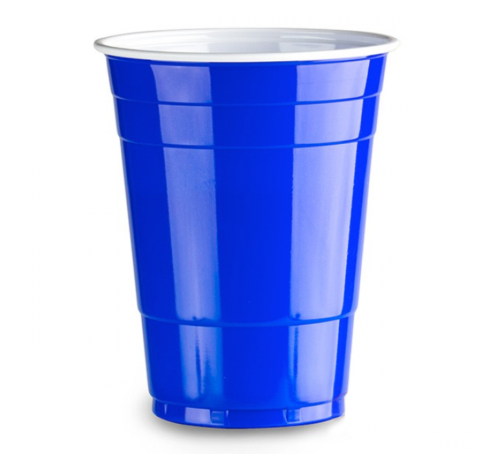 American Cups Blue (25 Pack) (473ml)