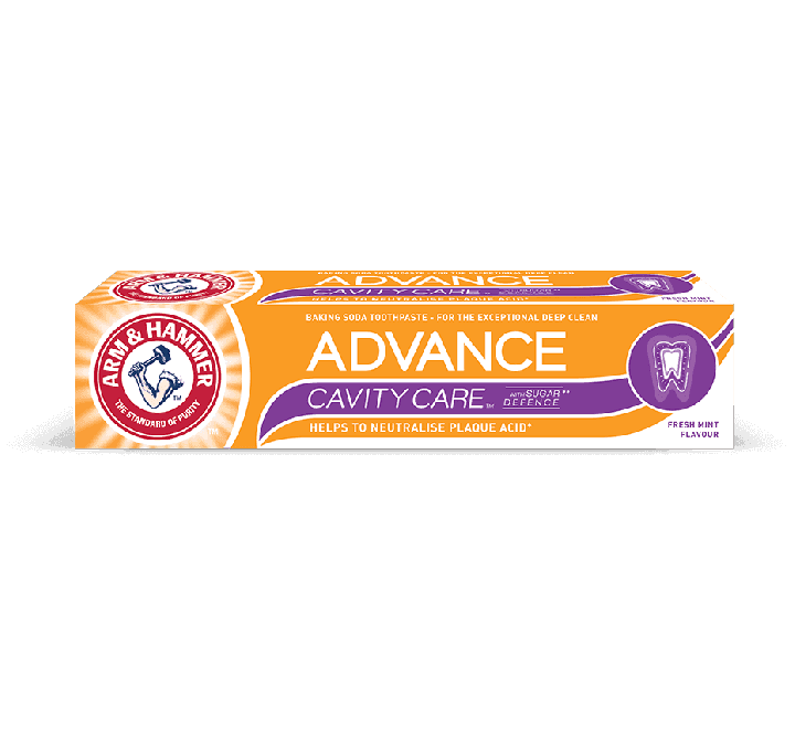 Arm & Hammer Toothpaste, Advance Cavity Care (125g)
