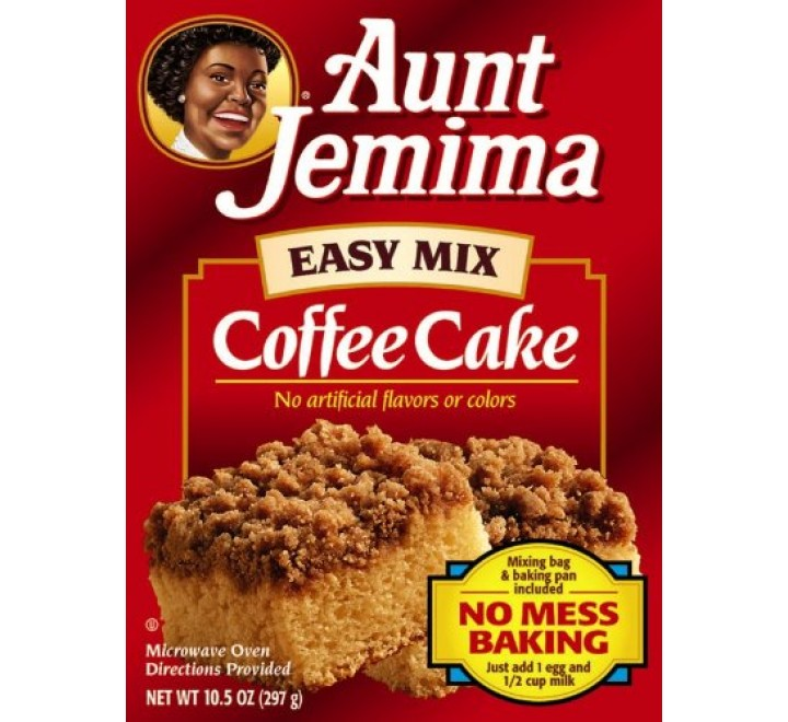 Aunt Jemima Coffee Cake Mix