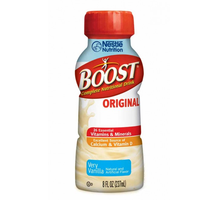 Nestlé Boost Complete Nutrition Drink Very Vanilla (237ml)