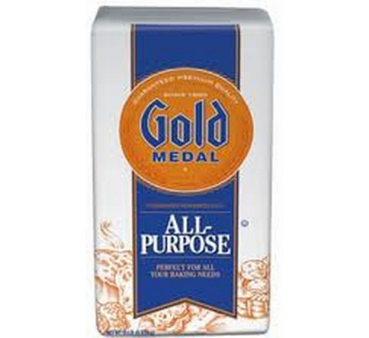 Gold Medal All-Purpose Bleached Flour Bag (907g)