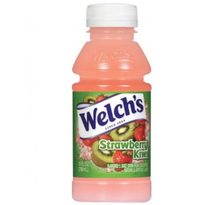 Welch's Strawberry Kiwi Juice Drink (296ml)