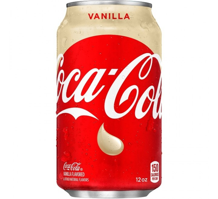 Coca-Cola Vanilla (355ml)
