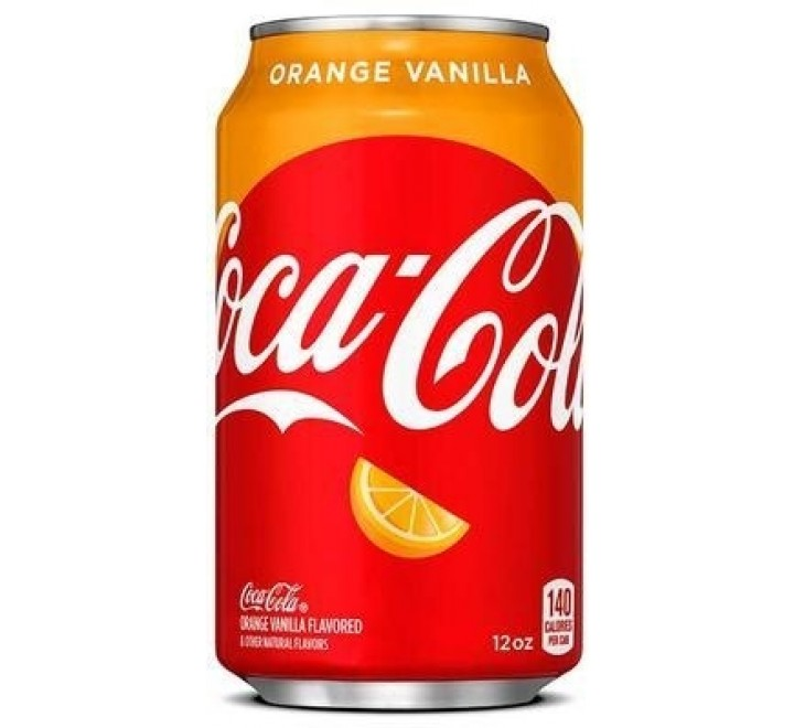 Coca Cola Orange Vanilla (355ml)