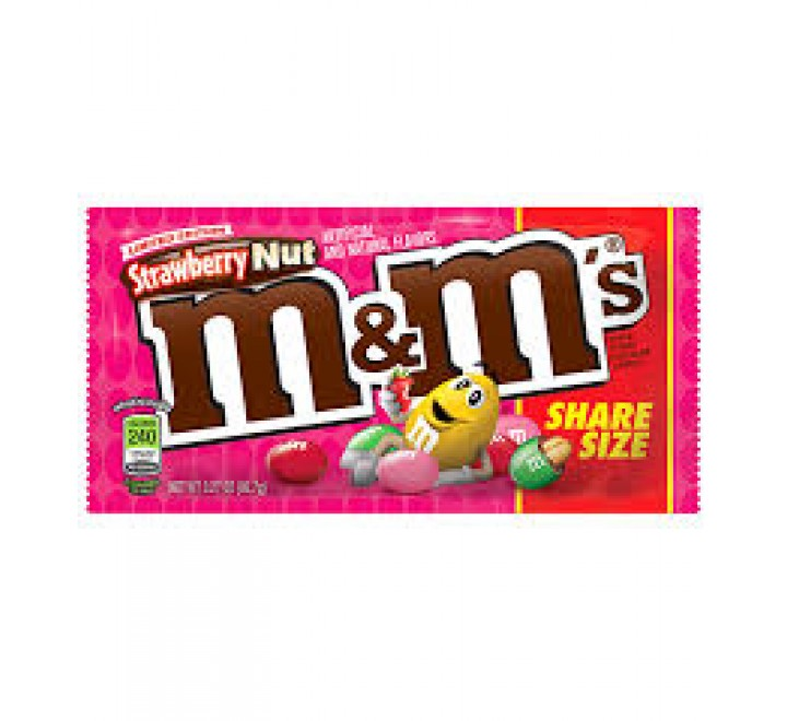 M&M's Strawberry Nut Share Size (92g)