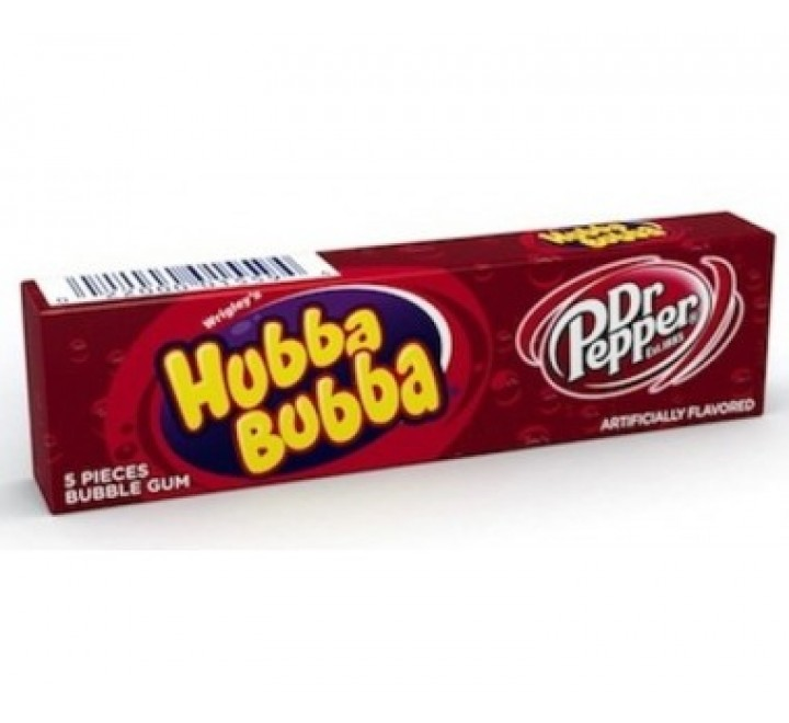 Hubba Bubba Dr Pepper Cherry