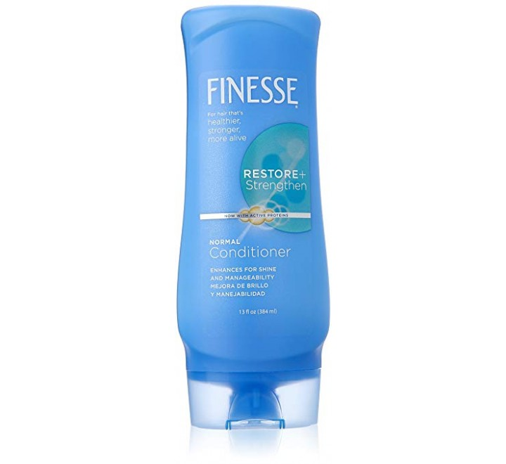 Finesse Restore + Strengthen, Normal Conditioner (384ml)