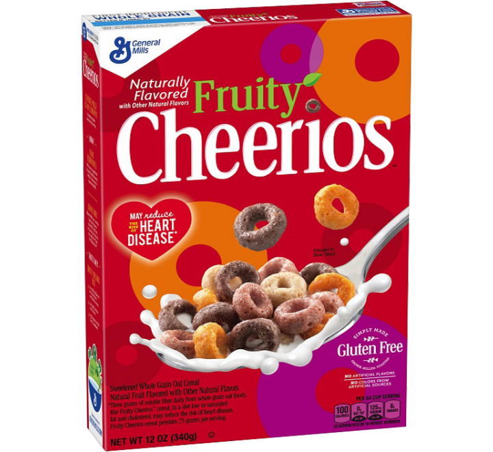 Cheerios Fruity (340g)