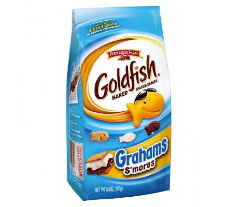 Goldfish Grahams S'mores (187g)