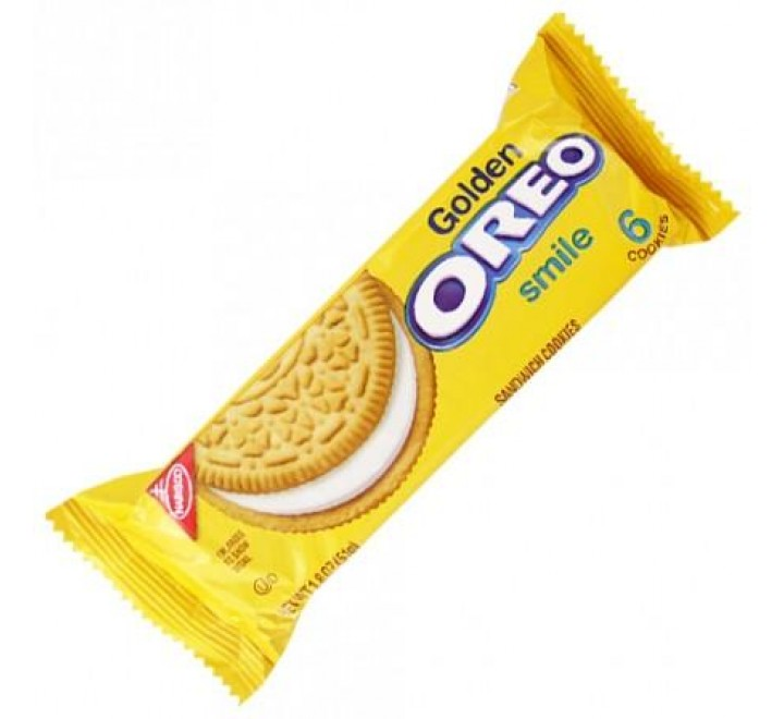 Golden Oreo Cookies 6-pack