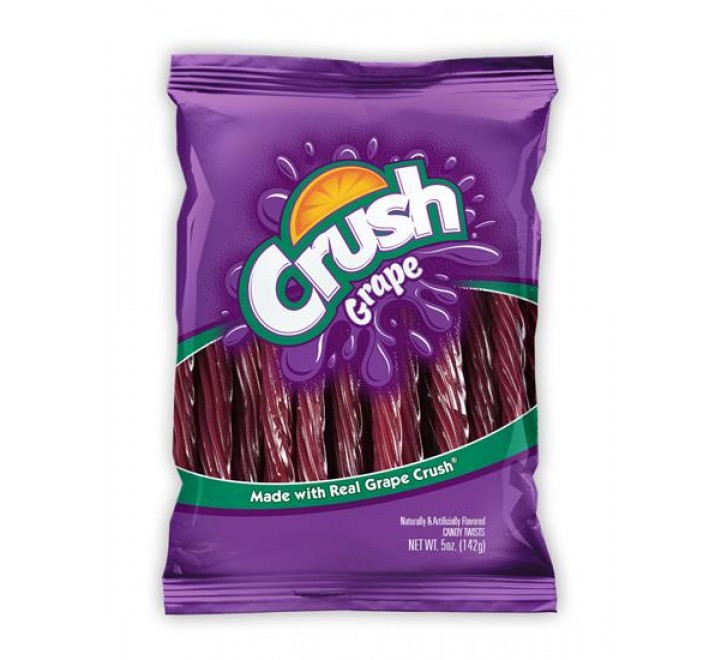 Crush Grape Candy Twists (142g) USfoodz
