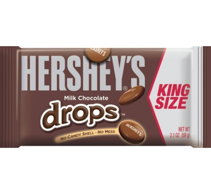 Hershey's Milk Chocolate Drops (59g)