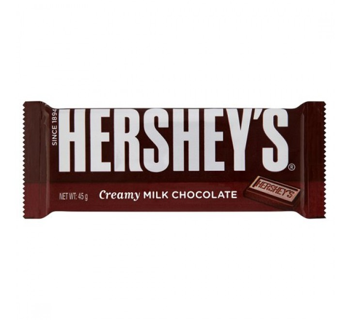 Hershey's Creamy Milk Chocolate (45g)