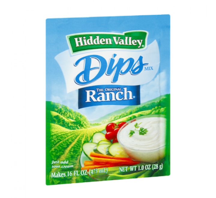 Hidden Valley, The Original Ranch Dips Mix (28g) USfoodz