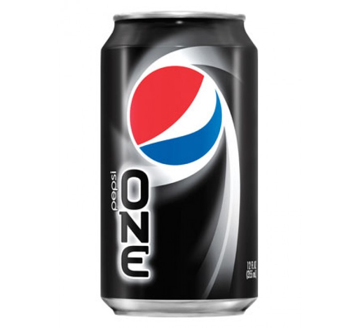 Pepsi One Splenda (355ml)