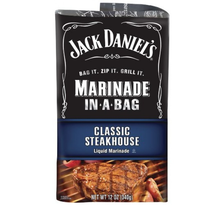 Jack Daniel's Marinader, Steakhouse (340g)