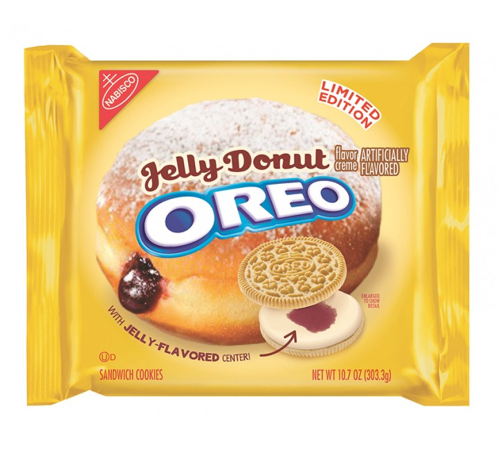 Oreo Jelly Donut Limited Edition (303g)