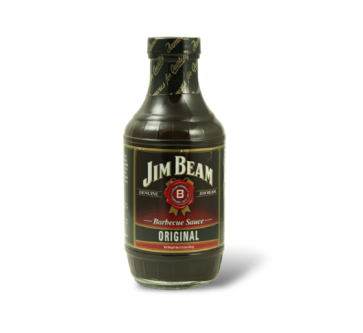 Jim Beam Original Barbecue Sauce (510g)