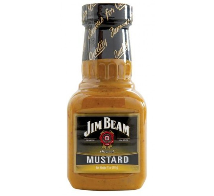 Jim Beam Original Mustard