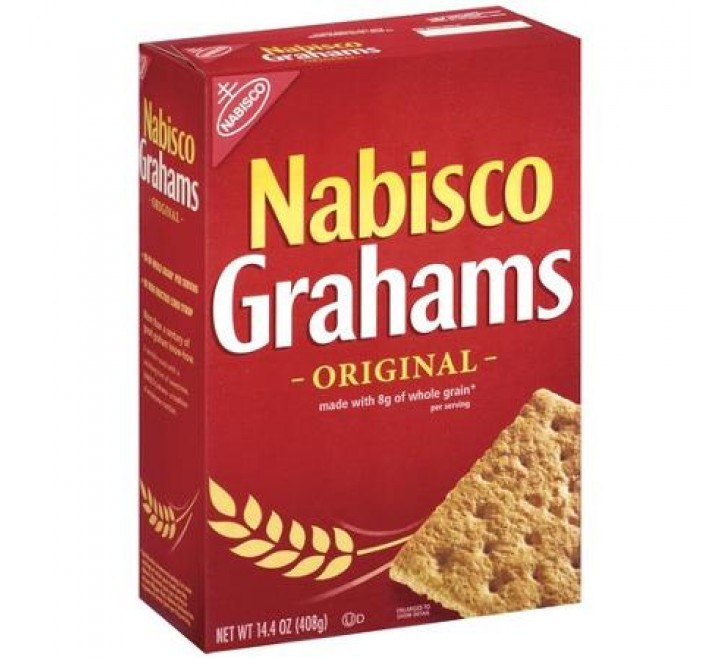 Nabisco Grahams Original Graham Crackers (408g)