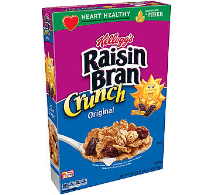 Kellogg's Raisin Bran Crunch (516g)