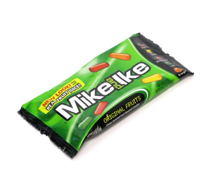 Mike and Ike Original Fruits (51g) USfoodz