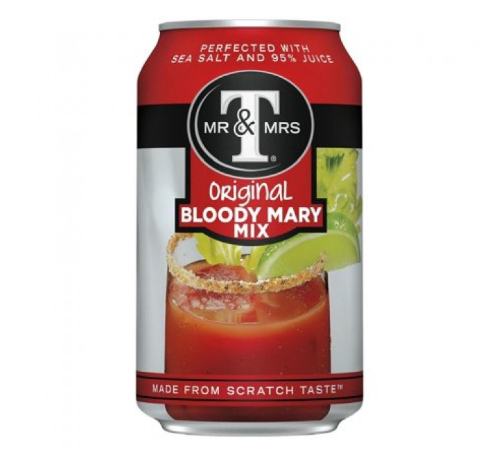 Mr & Mrs T Bloody Mary Mix (355ml)