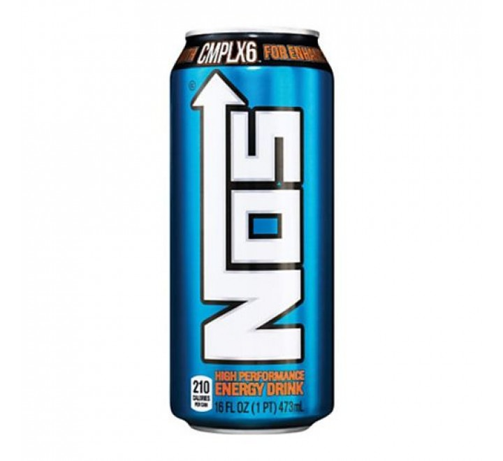NOS High Performance Energy Drink (473ml)