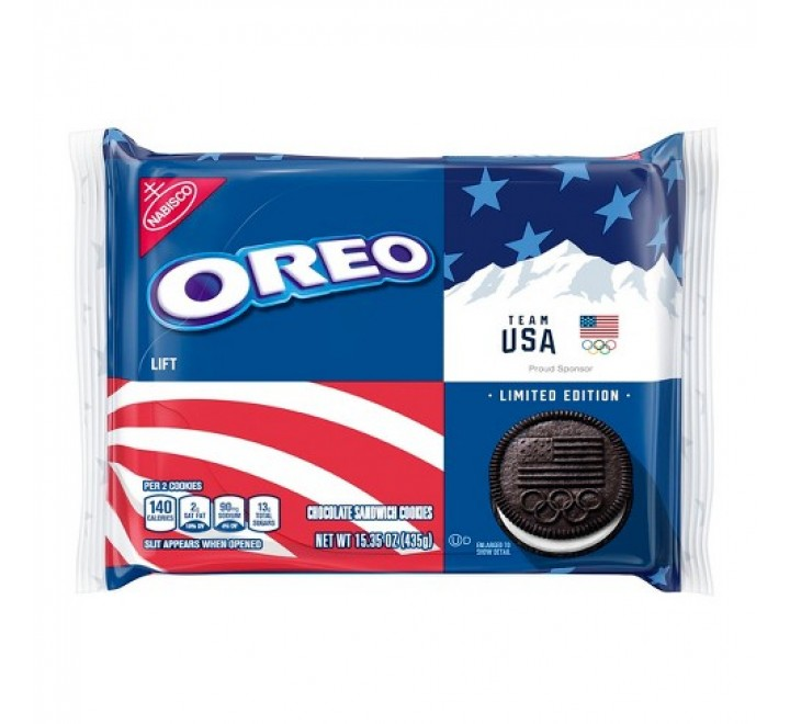 Oreo Team USA (Limited Edition) (435g)