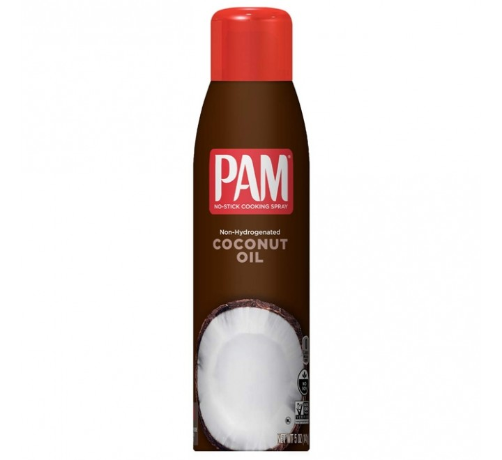 Pam Coconut Oil, Cooking Spray (141g)