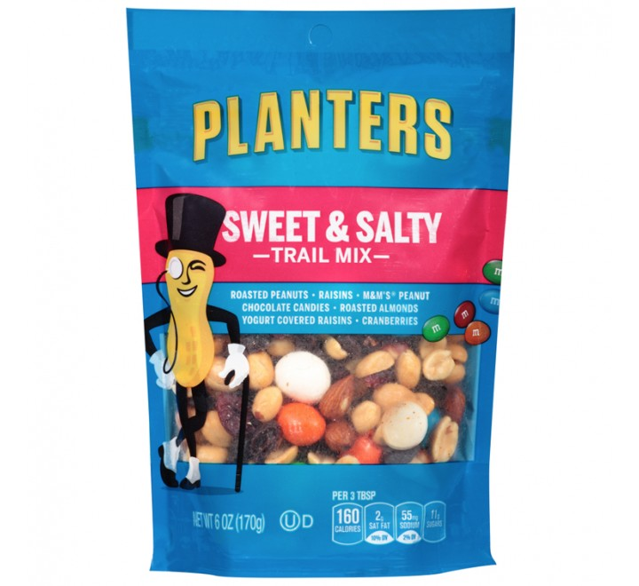 Planters Sweet & Salty Trail Mix (170g)
