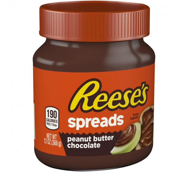 Reese's Peanut Butter Chocolate Spreads (368g)