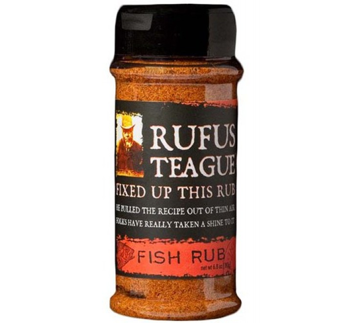 Rufus Teague Fish Rub (184g)