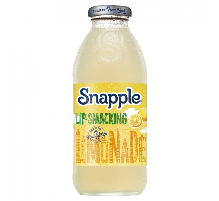 Snapple Lip-Smacking Lemonade (473ml)