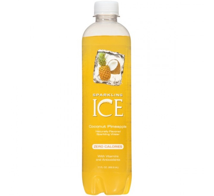 Sparkling Ice Coconut Pineapple (502ml)