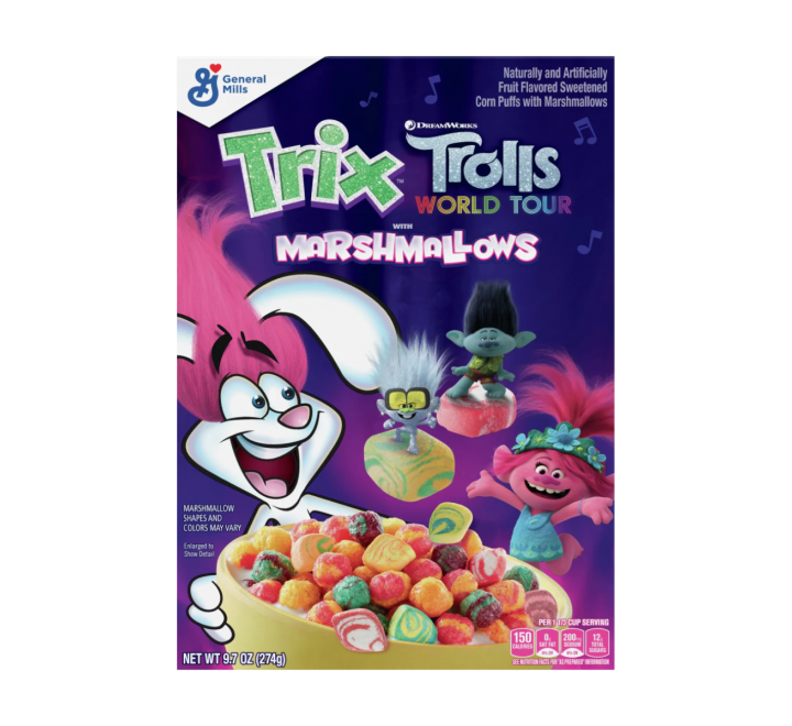 Trix Marshmallows Cereal (274g)
