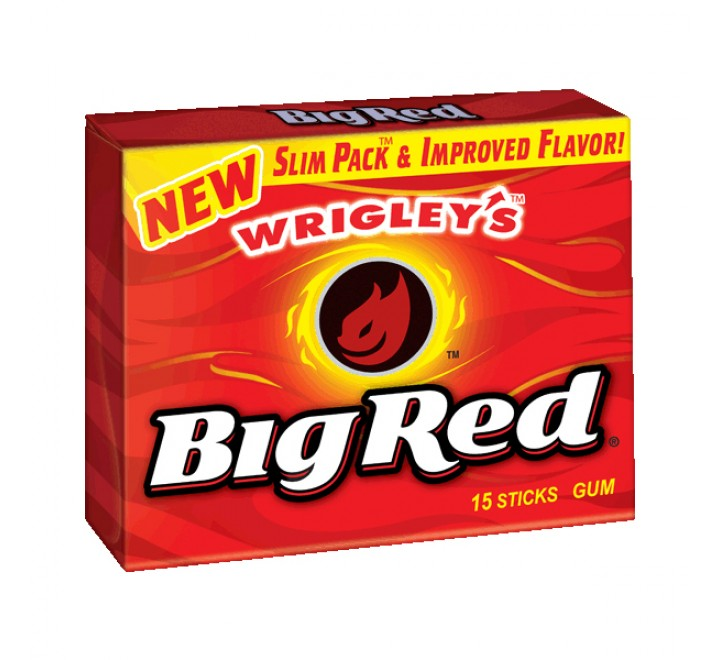 Wrigley's Big Red Slim Pack