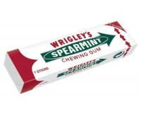 Wrigley's Spearmint Chewing Gum (18g) (BEST-BY DATE: 07-04-21)