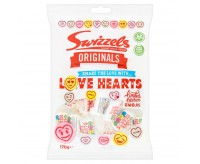 Swizzels Originals Love Hearts (170g)