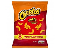 Cheetos Puffs Flamin' Hot Flavour (13g)