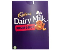 Cadbury Dairy Milk Fruit & Nut (1200g)
